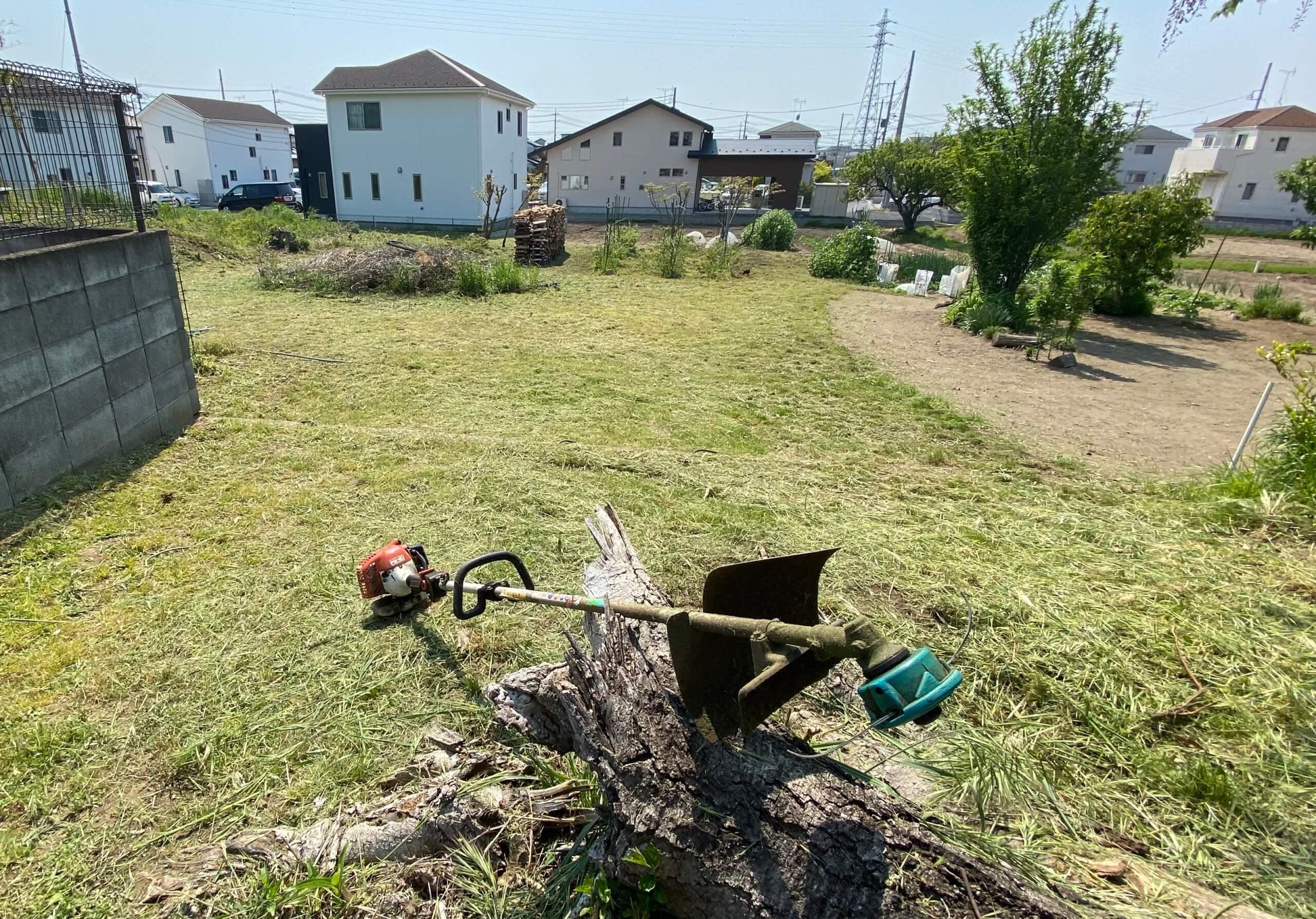 草刈りサービスのイメージ